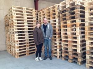Katrine og Jakob 2013, TIPA Emballage ApS