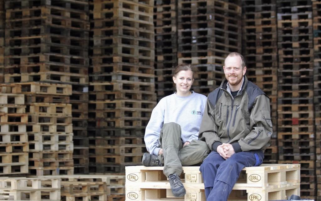 TIPA Emballage 2015, Jakob og Katrine